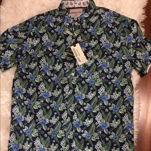 Lg Men's International Report Hawaiian shirt